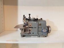 Industrial sewing machine Merrow M-3DW-2 Overlock Sewing Machine, Table & Motor
