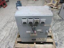 Kato Motor Generator Control Panel Used