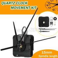 Wall Quartz Clock Movement Mechanism DIY Hands Replacement Repair Parts Tool