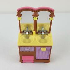 Dollhouse Miniatures 1:12 Scale Playstuf Vanity /& Stool #CLA10422