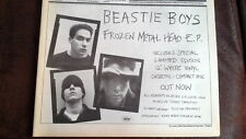 BEASTIE BOYS Frozen Metal Head 1992 UK Press ADVERT 12x8 inches