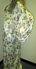 Plus Size Satin! Shiny Crème Satin Balloon Shirt Style Gown