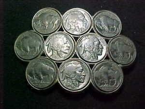 Indian Head Buffalo Nickel BELT BUCKLE