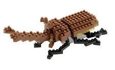 Nanoblock Japanese Rhinoceros Beetle Micro-Sized Building Blocks Kawada Ist-003