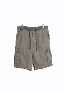 James Perse Garment Dyed Cargo Shorts Size 2