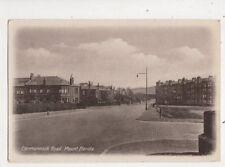 Carmunnock Road Mount Florida Glasgow Vintage Postcard 670b