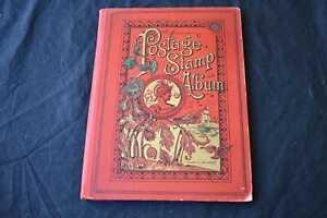 Worldwide 19th Century In Antique Printed Album, 99p Start, All Pictured