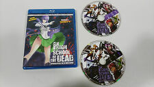 HIGH SCHOOL OF THE DEAD VOL 2 - CAP 5-8 COMBO BLU-RAY + DVD MANGA SIN CENSURA