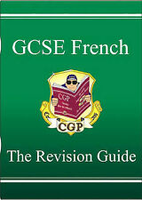 GCSE French Revision Guide by CGP Books (Paperback, 2000)