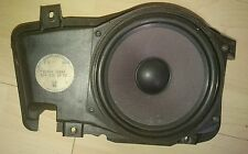 Mercedes w124 Aktiv Bass Lautsprecher soundsystem 1248201902 Boxen Box links