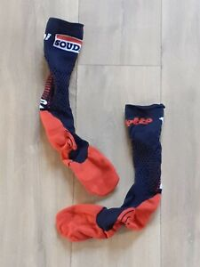 Original Ekoi Lotto Soudal Compression Socks (42-44)