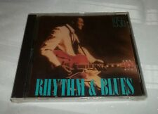 Rhythm & Blues 1956 CD James Brown Five Satins Heartbeats Cadillacs Cadets Dells