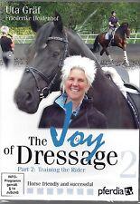 DVD The Joy of Dressage 2 Training the Rider NEW & SEALED
