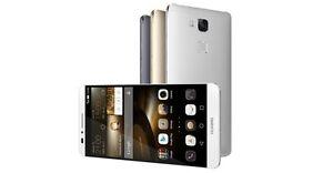 """Huawei Ascend Mate 7 Mobile Phone 6"""" 4G Fingerprint 3GB RAM 32GB ROM Dual SIM"""