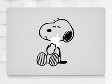 Snoopy Cuddle Laptop MacBook iPad Tablet NoteBook Sticker Decal Vinyl Skin