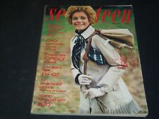 1970 FEBRUARY SEVENTEEN MAGAZINE - GREAT FRONT COVER - FASHION ADS - O 7875