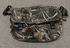 Ducks Unlimited Mossy Oak Shadow Grass Blades Insulated Cooler Drinks Bag Strap
