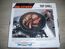 "♥♥ Top grill ""Mr stove"" NEUF ENCORE EMBALLER ♥♥"
