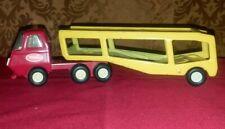 Vintage Pressed Steel Tonka Car Transport - 1970s