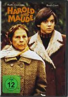 Harold und Maude [DVD/NEU/OVP] Hal Ashbys anarchistische Kultkomödie erzählt die