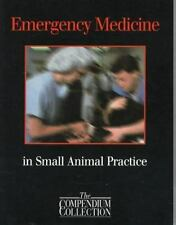 Emergency Medicine in Small Animal Practice-ExLibrary