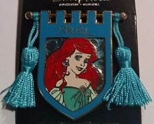 Disney Princess Tapestry Ariel Little Mermaid Banner Tassel Pin