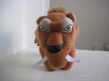 """Toy Factory Ice Age DIEGO THE SABERTOOTH TIGER 13"""" Plush Stuffed Animal"""