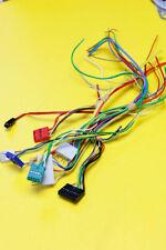 GRUNDIG SATELLIT 600 Radio Parts Repair - Wires cables Connector Pannel