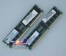 IBM 512 MB DDR 38l4030 09n4307 pc2100r-2533-0-m1 de memoria aceptar #k824