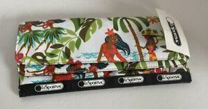 Lesportsac Hannah Hula Hawaii Wallet