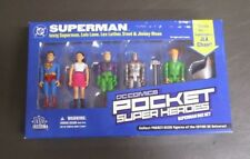 Superman Box Set 5 Pack  DC DIRECT DC COMICS Exclusive w/ JLA Chair MIB