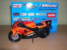 MAISTO YAMAHA YZF-R7/YZFR7, 1:18 MOTO MOTO MOTOCICLETTA