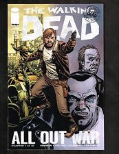 Walking Dead #115 ~ Kirkman / Part 1, Volume 20: All Out War ~ 2013 (9.2) WH