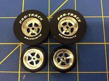 Pro Track N402K Evolution 1 3/16x300 Rear & Front Drag Tires Mid America Raceway