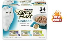 New listing New Purina Fancy Feast Grilled Feast in Gravy Canned Wet Cat Food - Style: Gravy