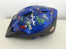 Kids Amigo Blue Bell Helmet One Size 50-55cm