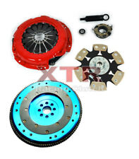 XTR STAGE 4 CLUTCH KIT+ALUMINUM FLYWHEEL fits CELICA ALL-TRAC MR-2 TURBO 3S-GTE