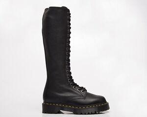 Dr. Martens 1B60 Bex Black Pisa Women's Black Lifestyle High Shoes Boots