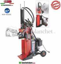Fendeuse a bois electrique Ceccato BULL SPLE10-POL 220 VOLT 3HP 10TON REVERSIBLE