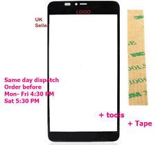MICROSOFT Nokia Lumia 640 XL 640XL LCD VETRO ANTERIORE ESTERNO TOUCH SCREEN + TOOLS