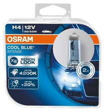 OSRAM H4 COOL BLUE INTENSE XENON LOOK 12V 60/55W 1x Duo Box Autolampe 64193CBI