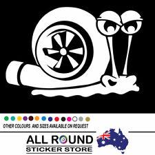 Gary Turbo Snail sticker JDM, Drift,  vinyl decal 150mm x 100mm