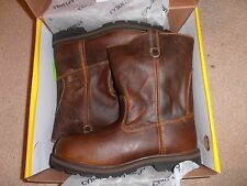 MENS CAROLINA RANCH WELLINGTON BOOTS SIZE 11 EE WIDE