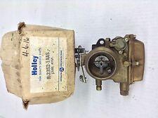 NOS HOLLEY 1904 CARBURETOR R-2352 1962-1963 INTERNATIONAL TRUCK SCOUT 4 CYLINDER