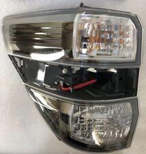 toyota vellfire passenger rear light