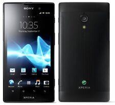 Sony Xperia Ion LT28h 16GB GSM Unlocked Smartphone-Black-Mint