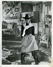 Ali MacGraw Revlon Model Rare Vintage original Fashion Glamour Photo with snipe