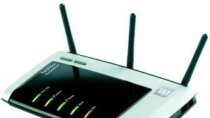 AVM FRITZ!Box 7270 (schwarz) ADSL WLAN Router || Händler DE