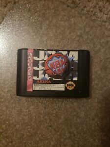 Sega Genesis - NBA JAM - Tested & Works - Cartridge Only