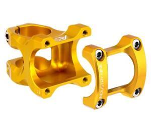 Industry Nine A318 Stem (Gold) (31.8mm)